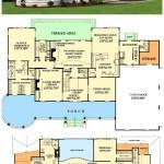 Farmhouse Floor Plans 7