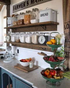 Farmhouse Kitchen 7