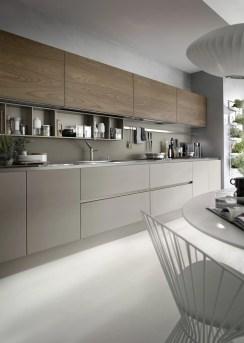 Grey And Beige Kitchen 13