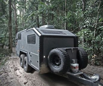 Off Road Trailer 1