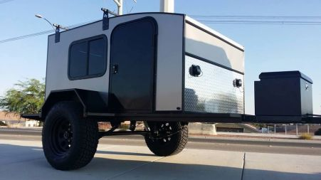 Off Road Trailer 6