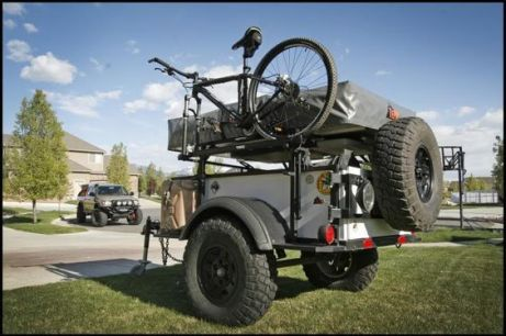 Off Road Trailer 7