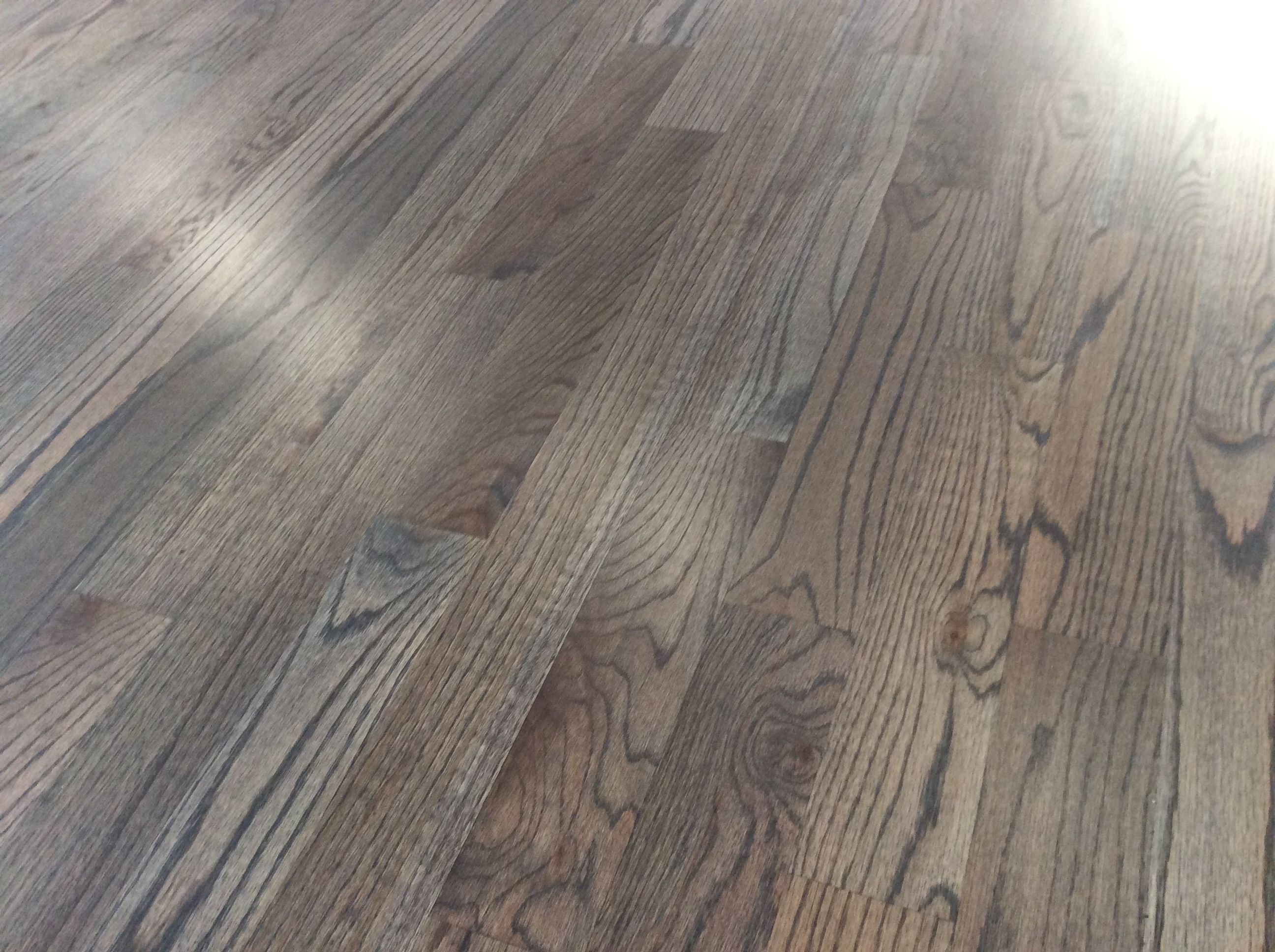 23 best red oak floor stain colors decoratoo for Can you stain driftwood