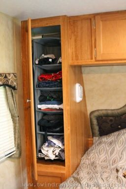 Camper Storage Ideas 5