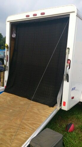 Enclosed Trailer Ideas 12