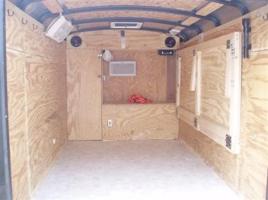 Enclosed Trailer Ideas 22