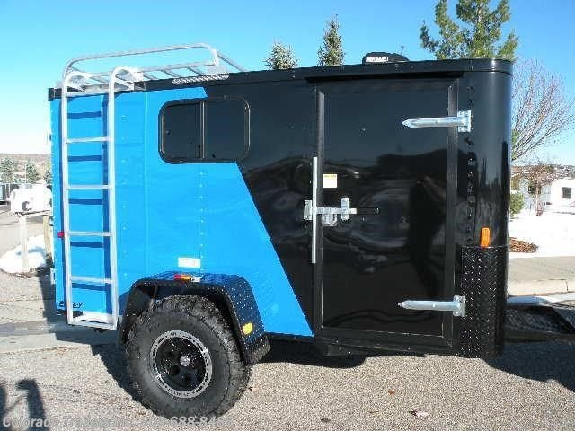 Enclosed Trailer Ideas 37