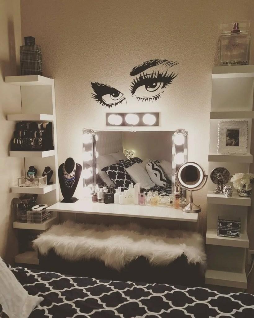 29 Glam Dressing Room Ideas Design Ideas - Decoratoo