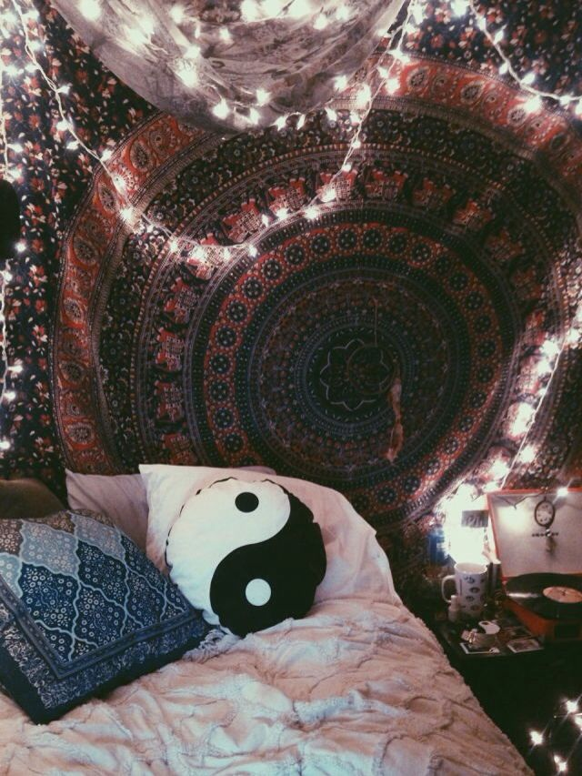 Hippie Bedroom 24