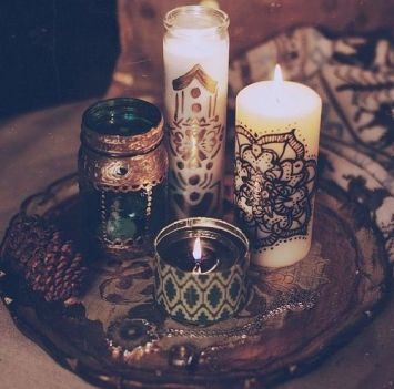 Hippie Bedroom 27