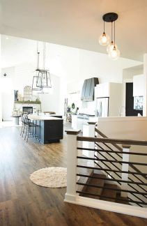 Modern Farmhouse Kitchen 28
