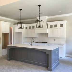 Modern Farmhouse Kitchen 3