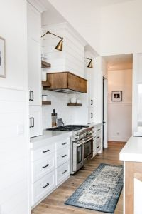 Modern Farmhouse Kitchen 35