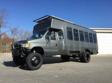 Short Bus Conversion 13