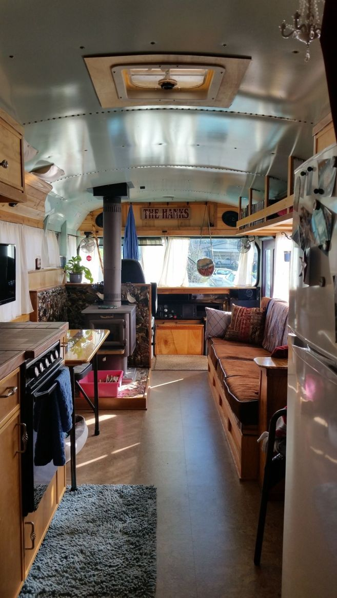 Short Bus Conversion 17