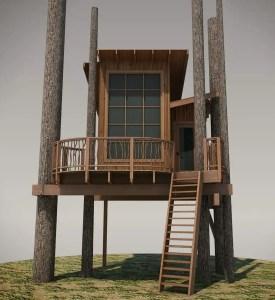 Tree House 11
