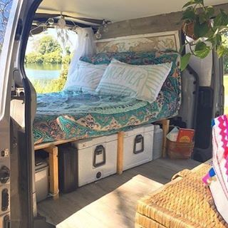 Vanlife Interiors 19