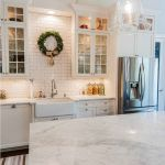 Wreaths On Kitchen Cabinet Doors1