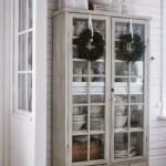Wreaths On Kitchen Cabinet Doors4
