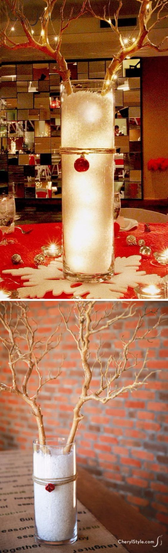 Simple Diy Christmas Decoration 7
