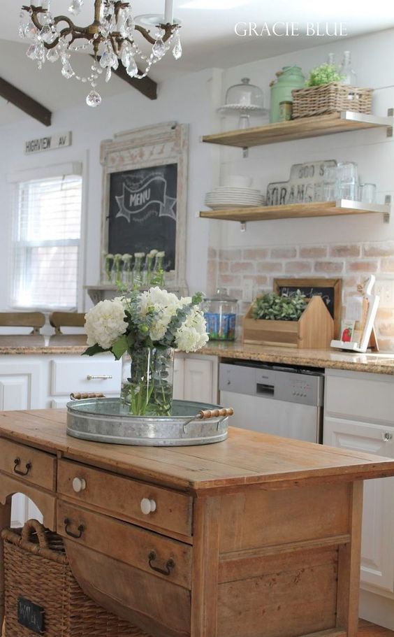 Farmhouse Kitchen Ideas 9