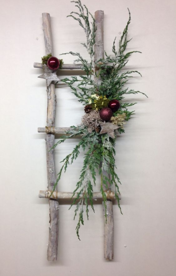 Rustic Christmas Decor 3