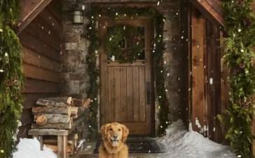 Rustic Christmas Decor 6