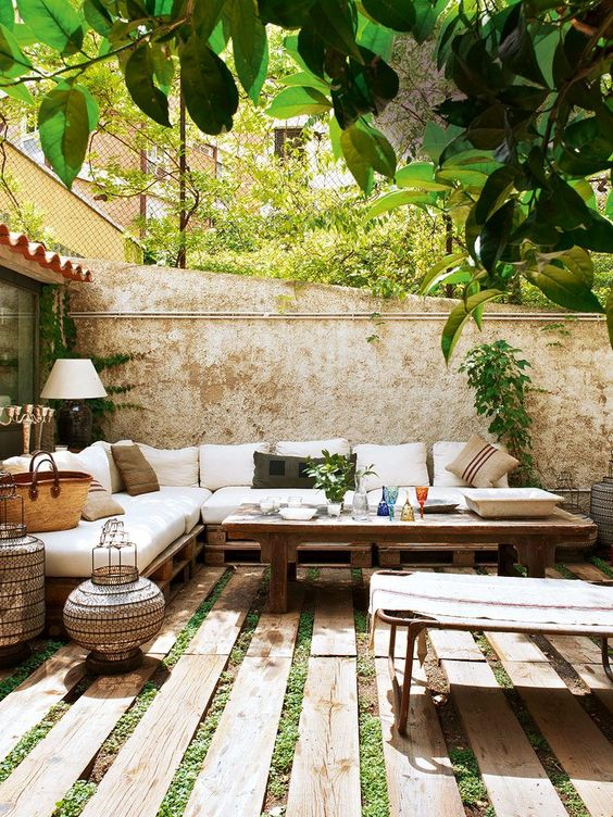 Bohemian Patio Ideas 2
