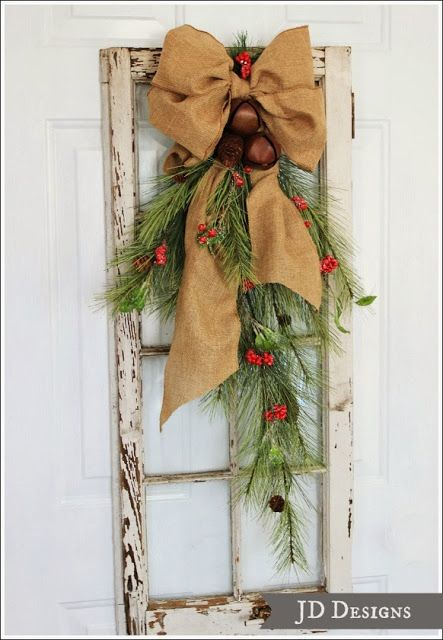 Rustic Christmas Decor 5