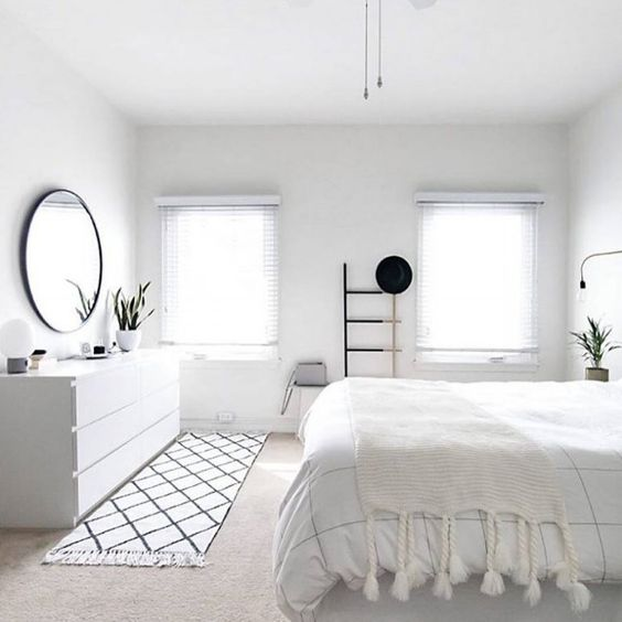 Minimalist Bedrooms Ideas 2