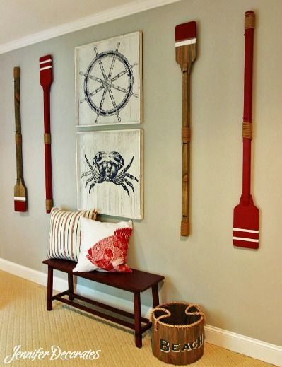Nautical Wall Decorations