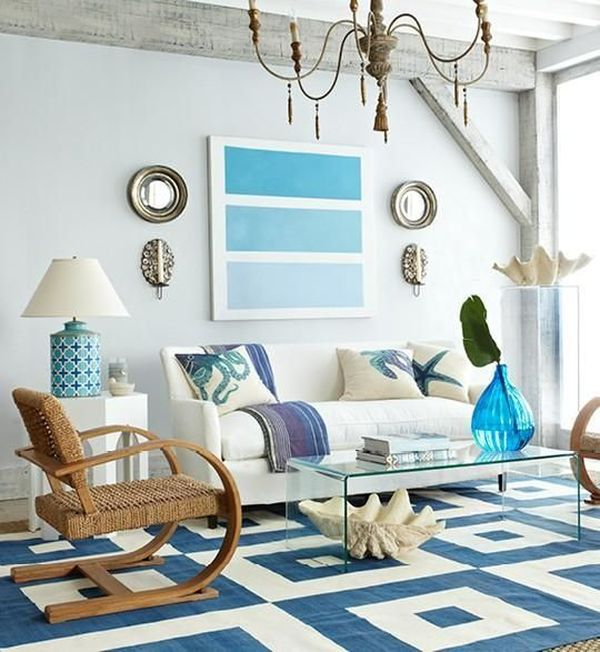 Coastal Glam Decor 14 Result