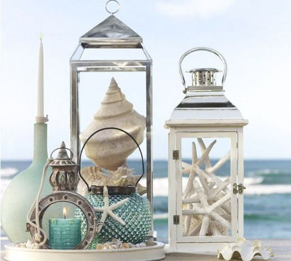 Coastal Glam Decor 17 Result