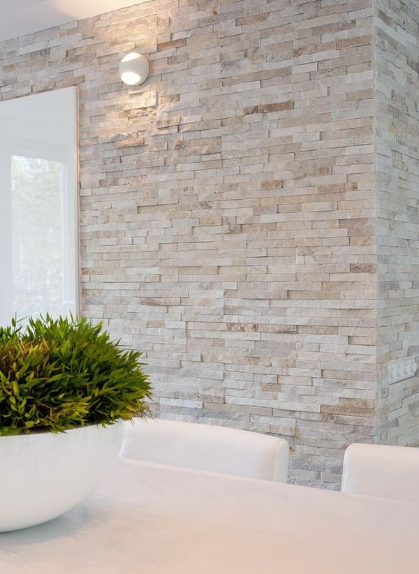 Interior Stone Wall 1 Result