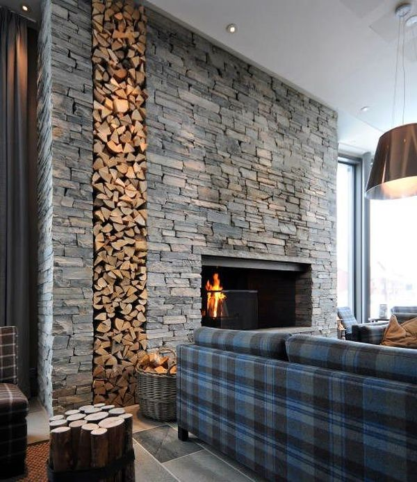 Interior Stone Wall 4 Result
