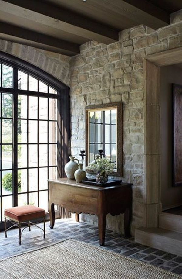 Interior Stone Wall 5 Result