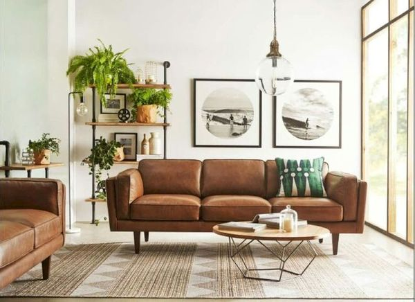 18 mid century modern interior designs decoratoo - Mid century modern home decor ...