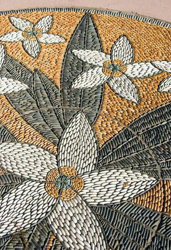 Pebble Mosaic 18 Result