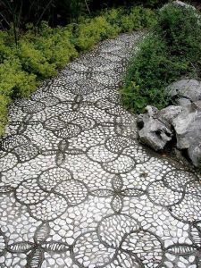 Pebble Mosaic 2 Result
