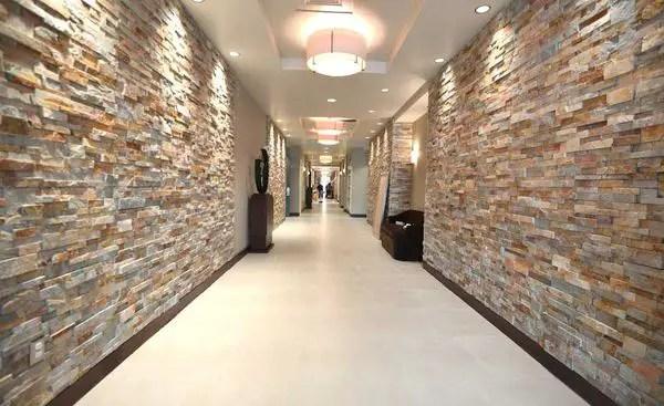 Stone Wall Interior Result