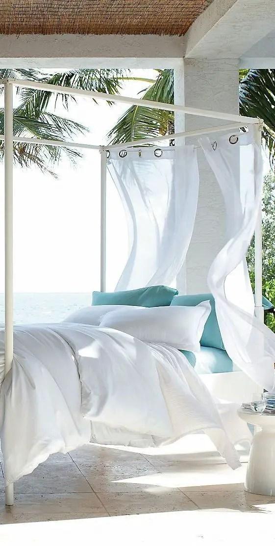 Coastal Glam Bedroom 14 Result