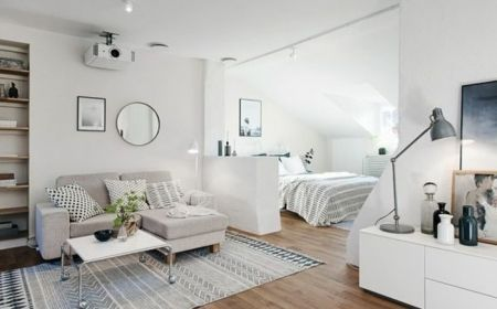 One Room Apartment 8 Result