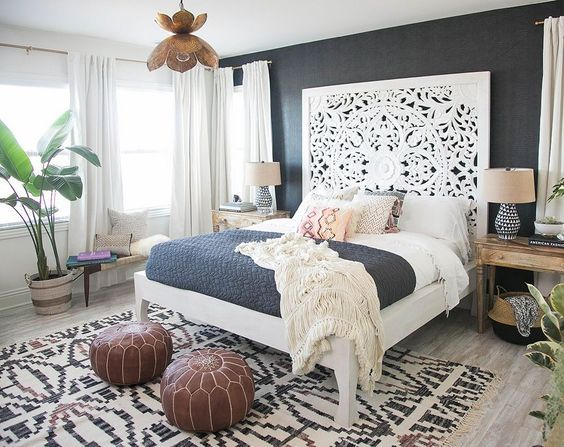 12 Beautiful Inspired Boho Bedroom Decorating On A Budget For Unique Look Decoratoo