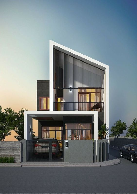 11 Stylish Modern Minimalist House Architecture That Cool And Trendy