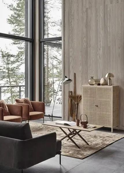 2 Minimalist Livingroom