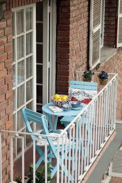 Cool Balcony