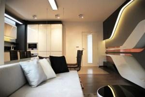 Futuristic Condo Apartment Interior Design Ideas (9) Result