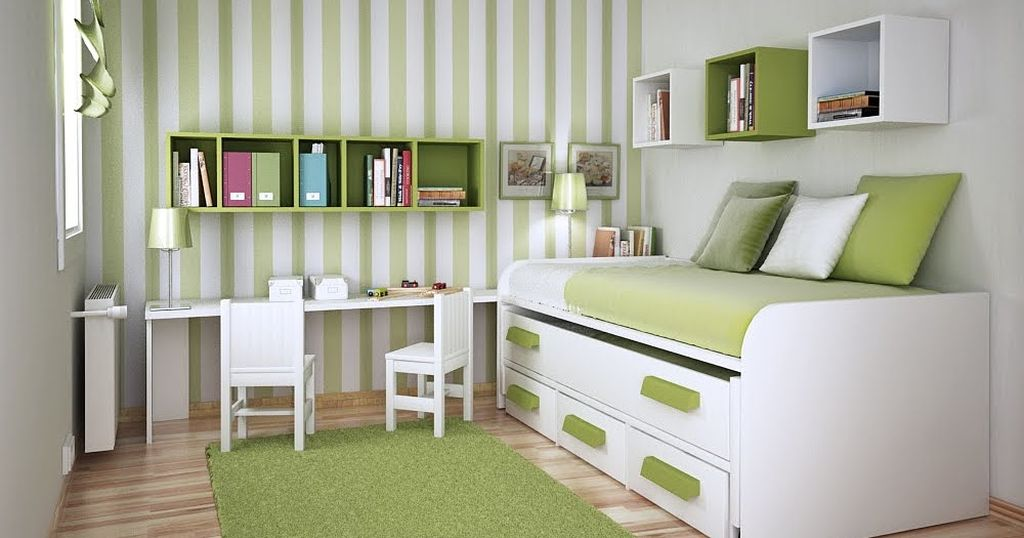 Minimalist Bed Room In Tiny Space (10) Result