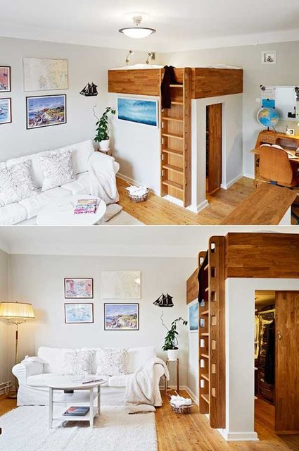 Space Saving Interiors Ideas That Will Amaze Us (23) Result
