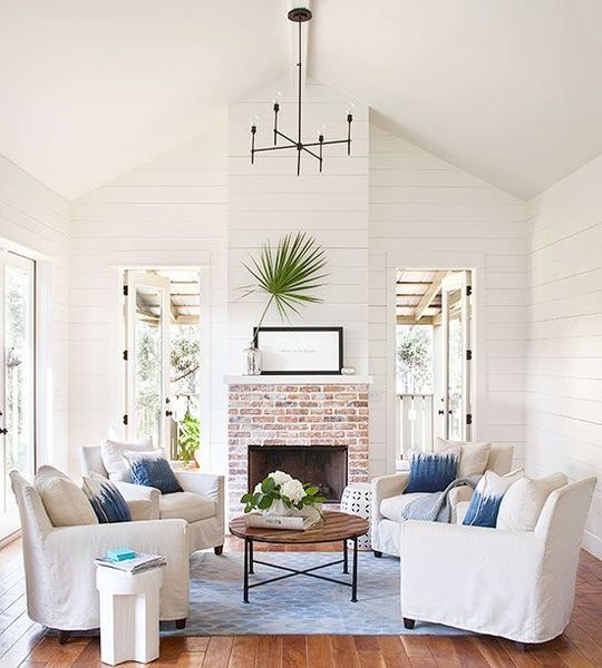Gorgeous Modern Farmhouse Livingroom